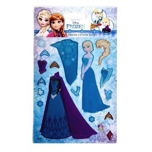 Image of   Disney, Frozen/Frost - Påklædningsdukke, Dress Up Princess