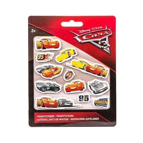 Image of   Cars 3 klistermærker