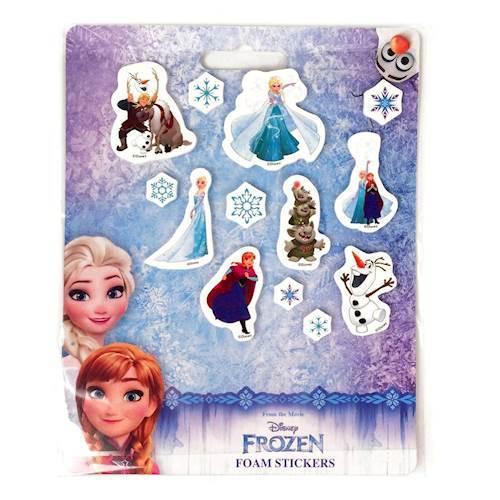 Image of   Disney, Frozen/Frost - Klistermærker / stickers