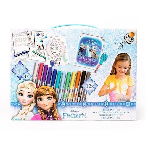 Image of   Disney Frozen puste tush sæt