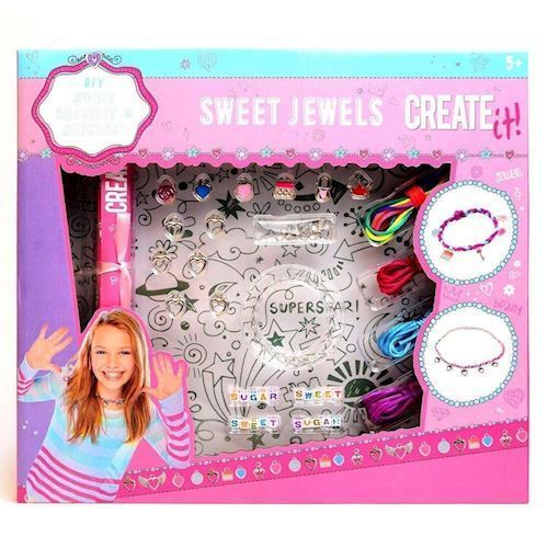 Image of   Create It! Charm bracelets XL