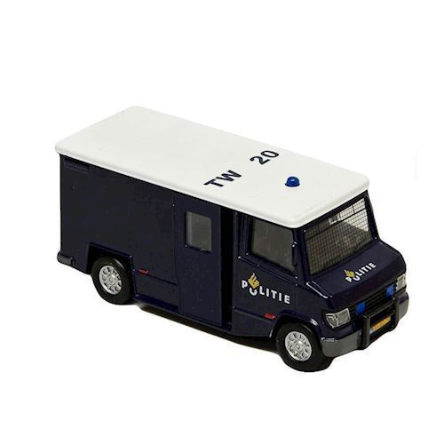 Image of   Politibil med lys og lyd, Legetøjsbil