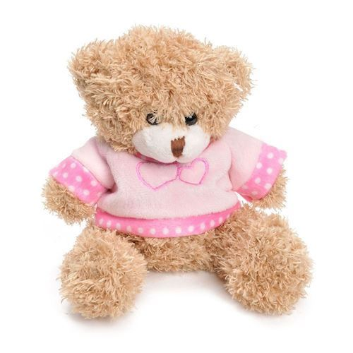 Image of Bamse, pink (8713219295816)