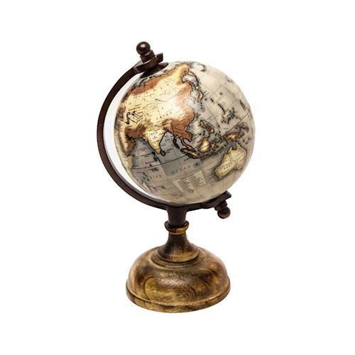 Image of   Globus på fod
