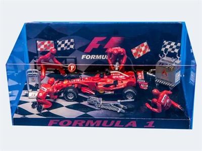 Image of   Formel 1 racerbil 30cm