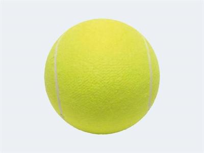 Image of   Tennisbold 23cm uden luft