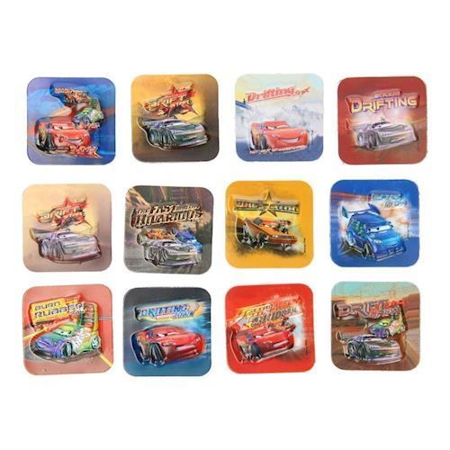 Image of   3D Magnet - Disney Cars