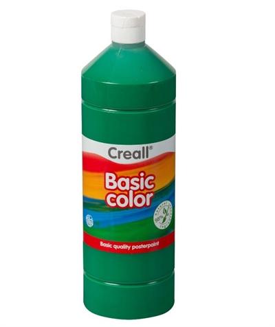 Image of Creall skolemaling mørk grøn 1 liter