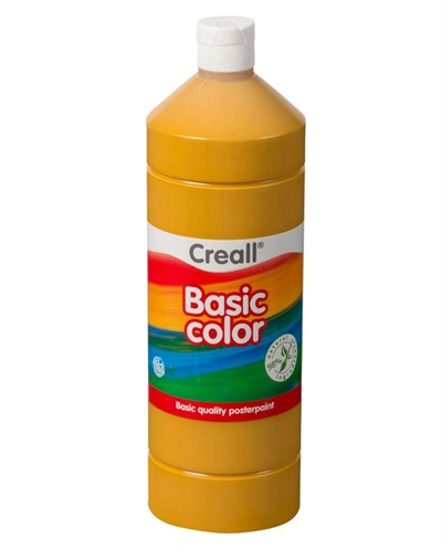 Image of Creall skolemaling okker 1 liter (8714181018175)