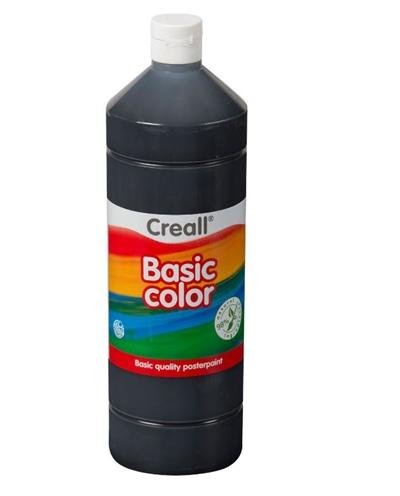 Image of Creall skolemaling sort 1 liter (8714181018205)