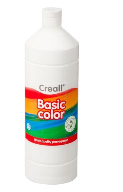 Image of Creall skolemaling hvid 1 liter (8714181018212)