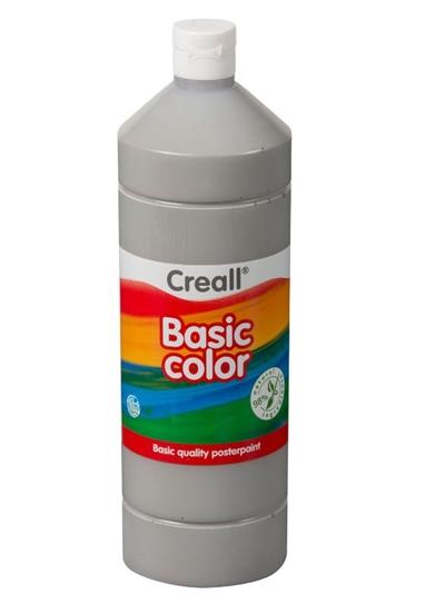 Image of Creall skolemaling grå 1 liter (8714181018229)