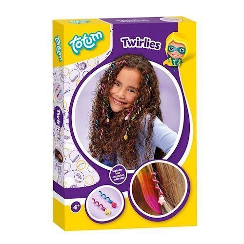 Totum, Lav dine egne Twirlies hår pynt