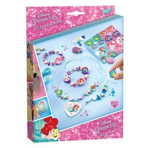 Image of Totum, Disney Princess, Den lile havfrue smykke designer (8714274044005)
