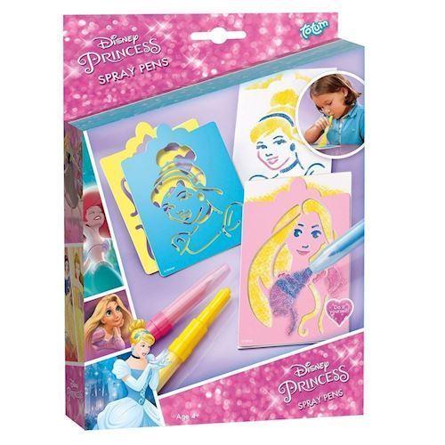Totum, Disney Princess, puste tusser