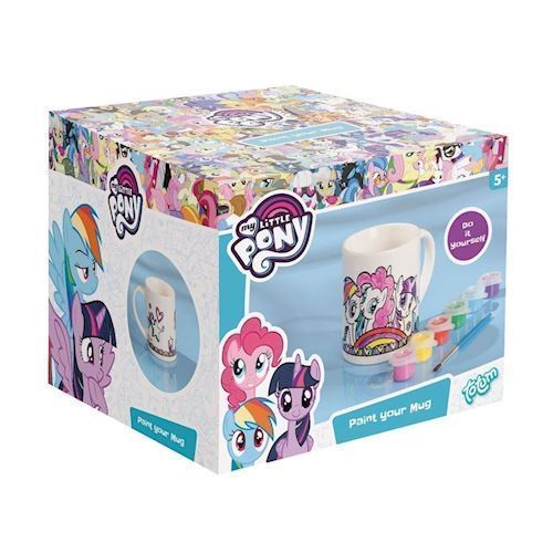 Totum My Little Pony, mal dit eget krus