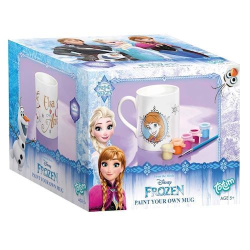 Totum Frozen design krus