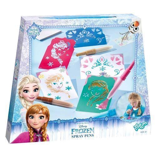 Totum Frozen puste tusser