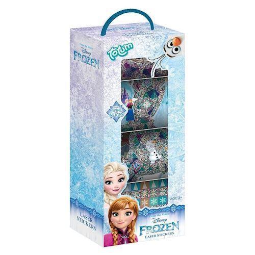 Image of   Totum Disney Frozen klistermærker 4 ruller