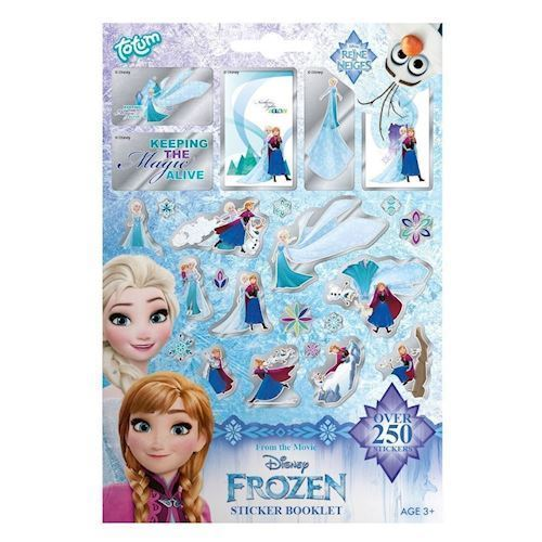 Totum Disney Frozen klistermærker