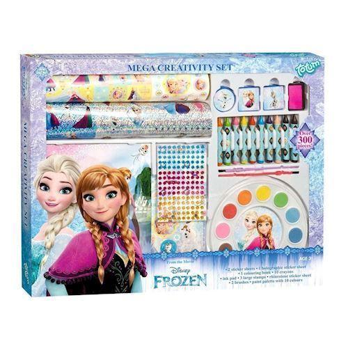 Image of   Totum Disney Frozen Mega kreativt sæt