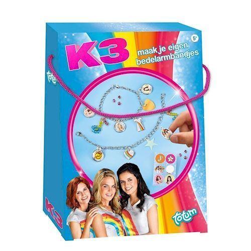 Image of K3 lav dit eget armbånd med vedhæng (8714274830028)