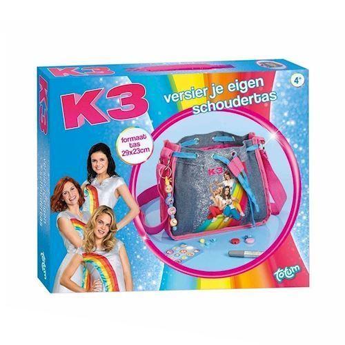 Image of   K3 dekorer din egen taske