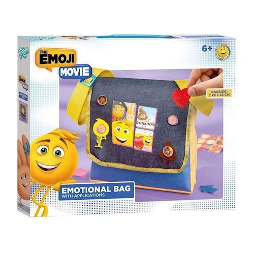 Image of   Totum, lav din egen Emoji skuldertaske