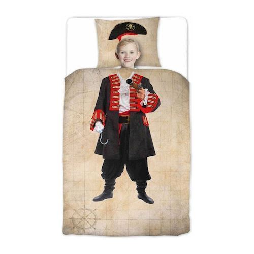 Image of Duvet Cover Pirate (8714305071673)