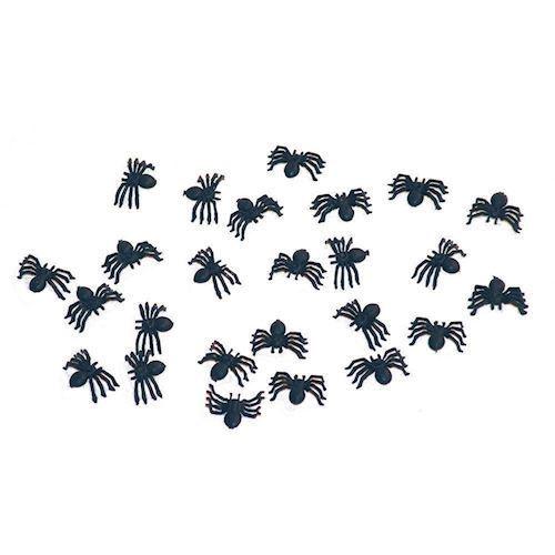 Image of Bord dekorationsedderkopper, 25 stk