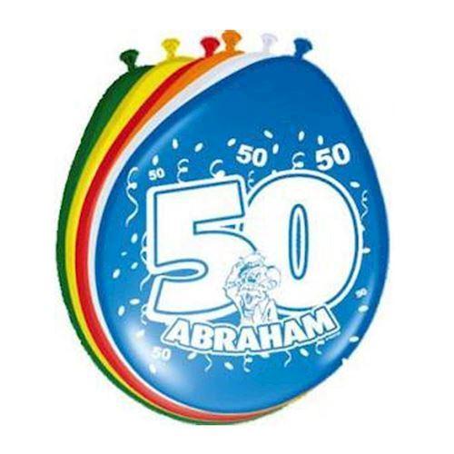 Balloons Abraham, 8pcs.