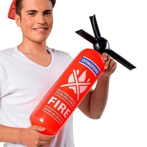 Image of   Oppustelig brandslukker
