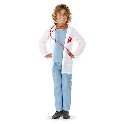 Image of   Udklædning, læge, m