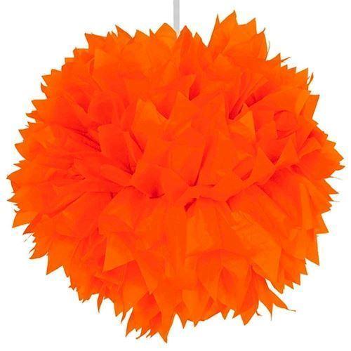 Image of   Orange Pompom