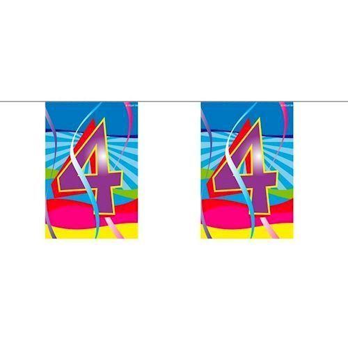 Image of Mini Banner, 4 år, 4 meter