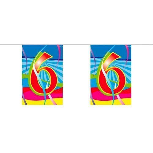 Image of Mini Banner, 6 år, 4 meter