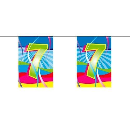 Image of Mini Banner, 7 år, 4 meter