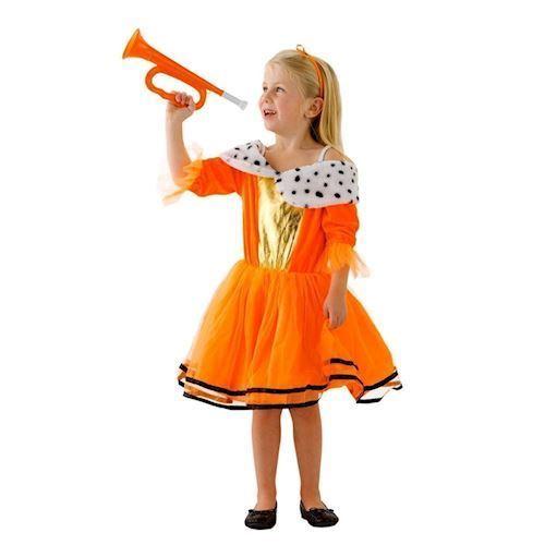Prinsesse, orange