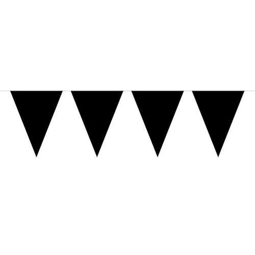 Image of Bunting XL Black, 10mtr.