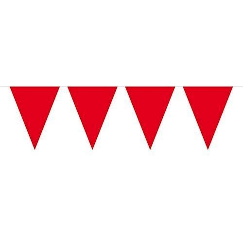 Image of Bunting XL Red, 10mtr.