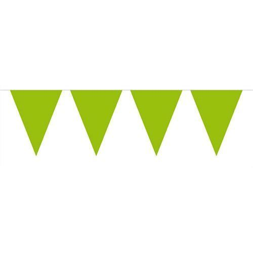 Image of Bunting XL Green, 10mtr. (8714572601368)
