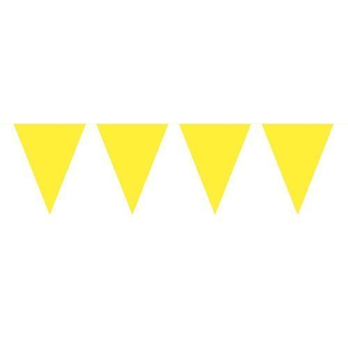 Image of Bunting XL Yellow, 10mtr. (8714572601375)