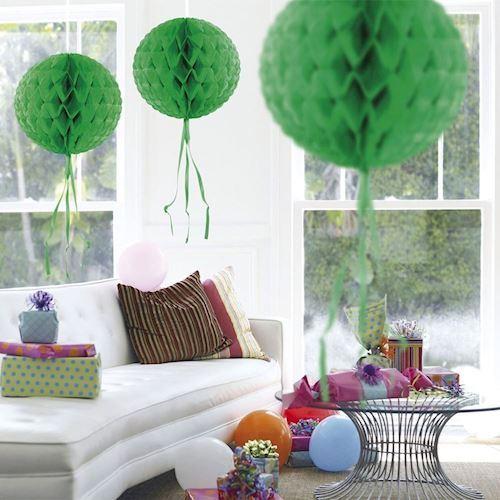 Billede af Party Dekoration - Bikube bold - Grøn