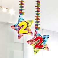 Hang decoration Blocks 2 years
