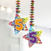 Hang decoration Blocks 5 years