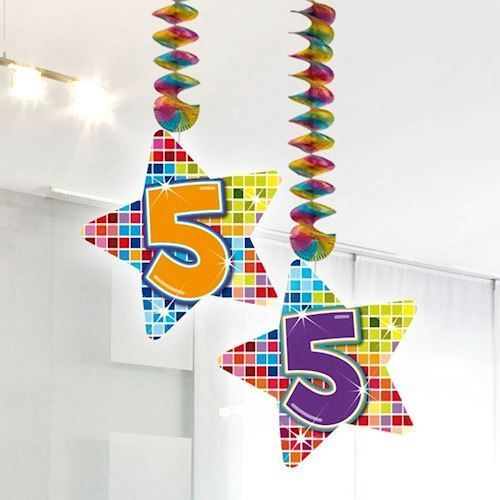 Image of Hang decoration Blocks 5 years