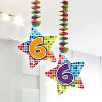 Hang decoration Blocks 6 years