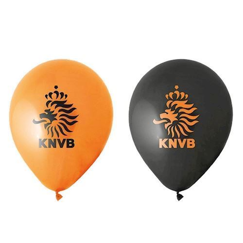 Balloons KNVB, 8th.