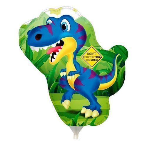 Dinosaur folie ballon