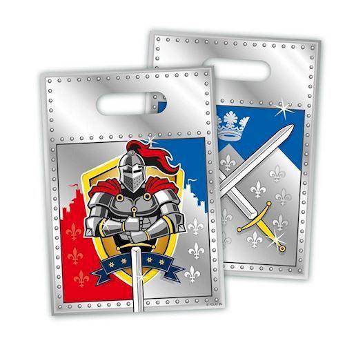 Image of Slikposer, ridder, 8 stk